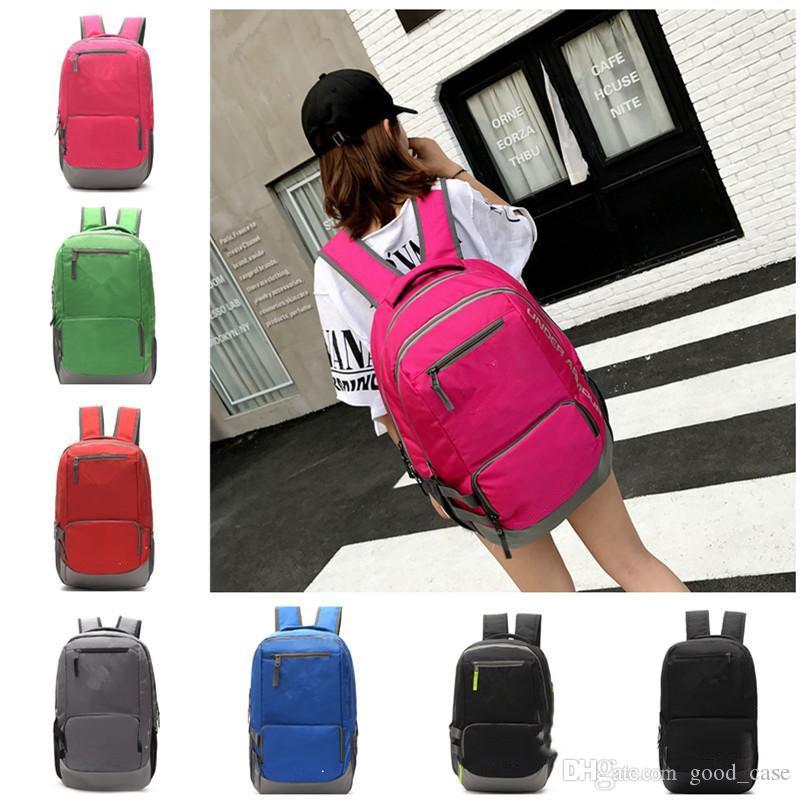 a7463e36ca11 Unisex brand Backpack Boys Girls School Bag Teenager Shoulder Bags Designer  Schoolbag Outdoor Backpacks Travel Sports Laptop Bags B71201