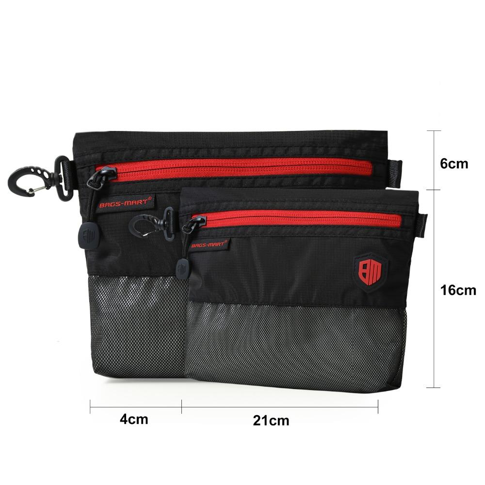 158ea8b40fc8 Ravel Accessories BAGSMART Travel Accessories Packing Bags Waterproof  Cosmetic Bag For Toiletries Cosmetics Stationery Passport Kind.
