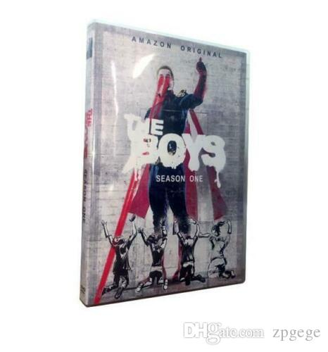 "2019 new ""TBrand""new item THE BOYS SEASON 1 (DVD 3-DISC) Brand New and Factory Sealed"
