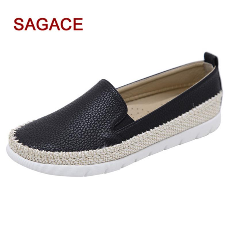 1585f11e6 Dress Shoes 2019 Sagace Casual Women S Hemp Rope Comfortable Lazy Single  Peas Scarpe Donna Mujer Suede Shoes Pumps Shoes From Deals222