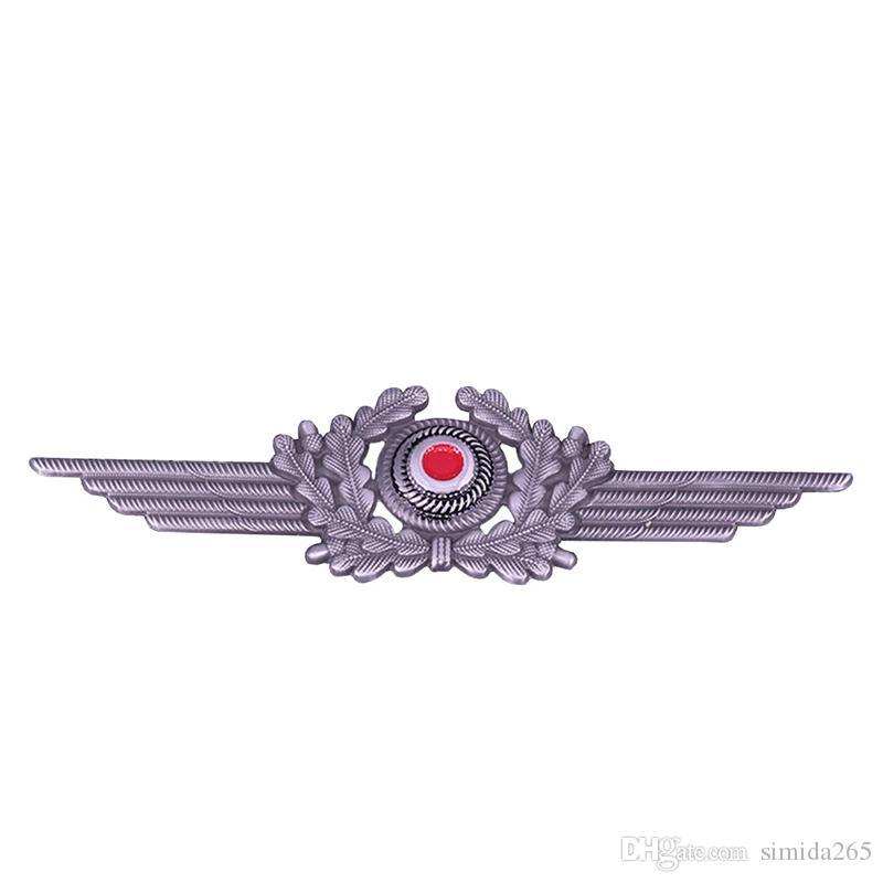 2019 Luftwaffe General Visor Cap Wreath And Cockade WW2