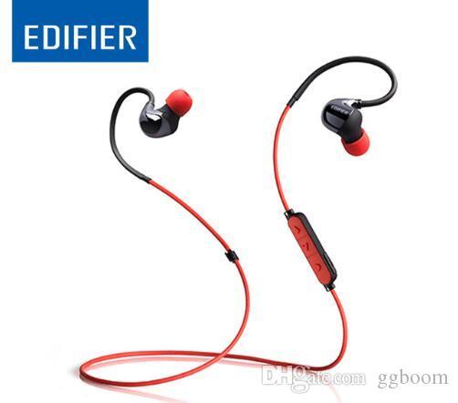 6dbc72f3cb2 Compre EDIFIER W295BT In Ear Fones De Ouvido Bluetooth Esporte Ao Ar Livre  Sem Fio Fone De Ouvido Setereo Som Bluetooth Headset Memória Surround Ear  Fones ...