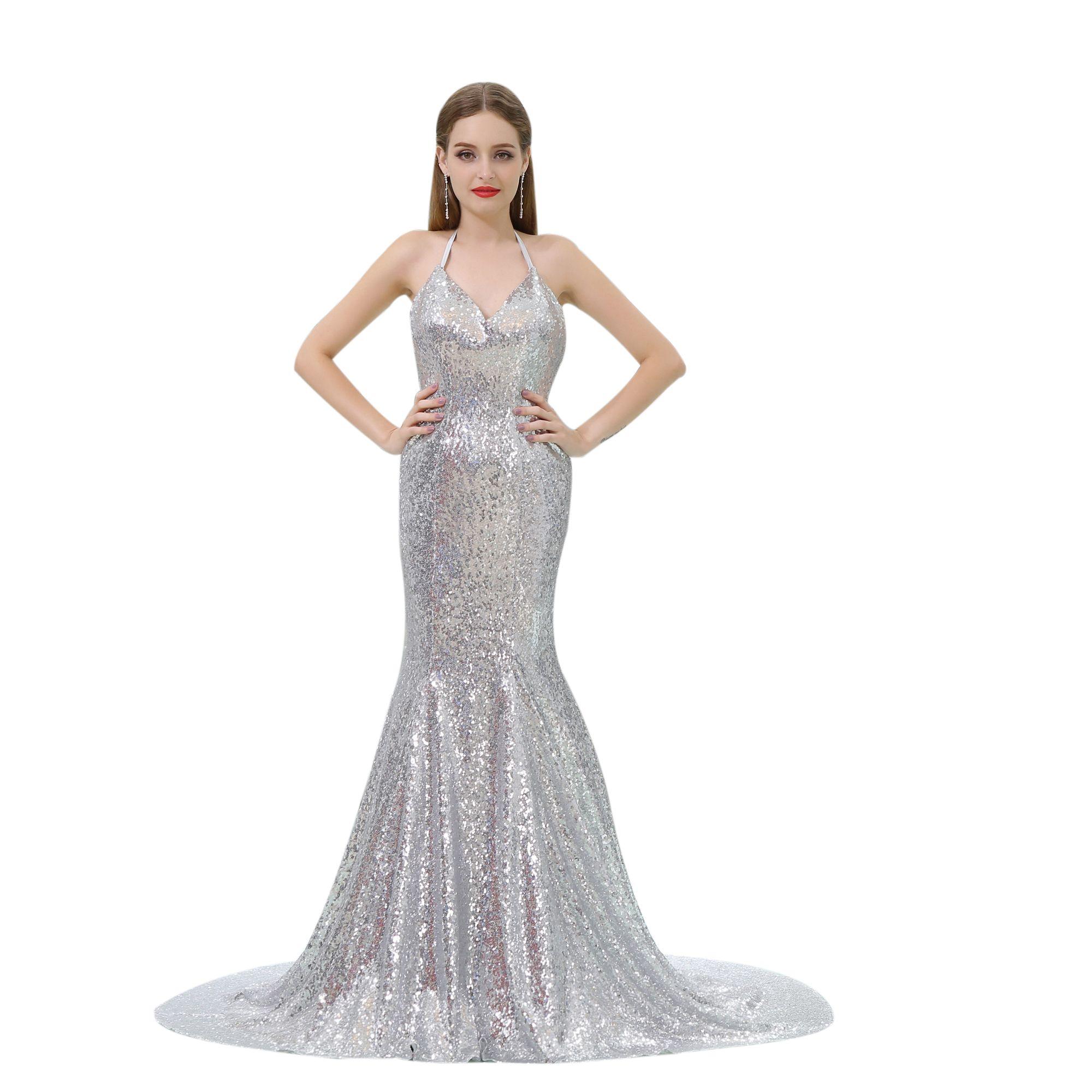 373ff5f99f1ba Full Length Sequin Dress Australia - raveitsafe