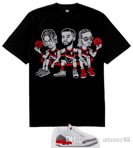 Urban Clothing T-Shirt Chicago Bulls Air Max T-Shirt It