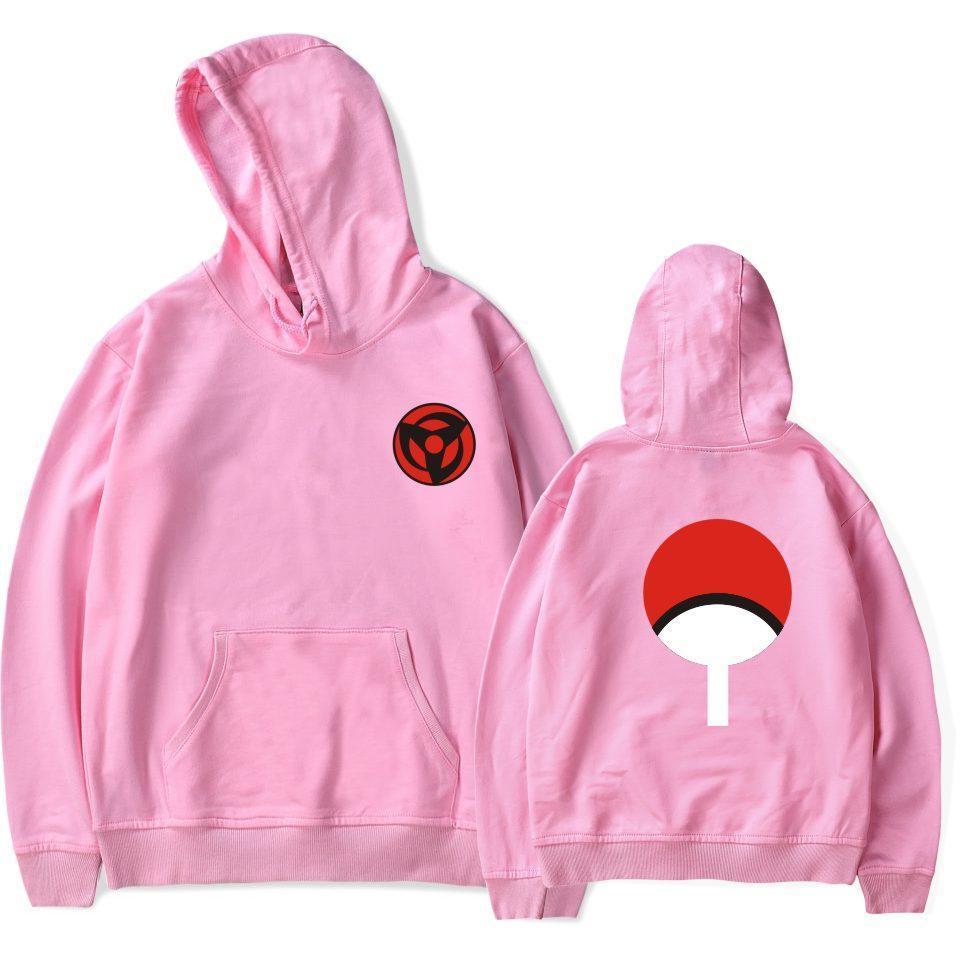 9d321787117 BTS Naruto Hoodies Sweatshirts Uchiha Syaringan Hooded Boys Fashion Hokage  Ninjia Men women Classic Cartoon Printed Clothes 4xl Online with   26.33 Piece on ...