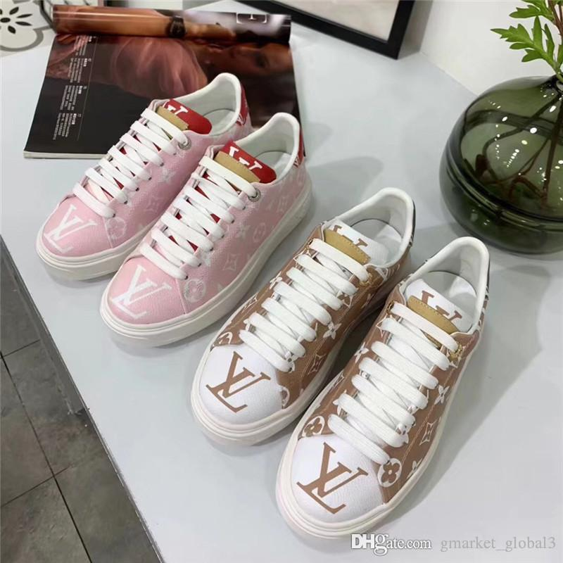 cad7ef4b16 New TIME OUT SNEAKER 1A58AF Sneaker Trainer Women s fashion sneakers Luxury  designer Platform shoes 1A58AV Fashion women s case