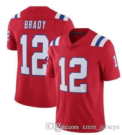 9a107f438 2019 12 Tom Brady 10 Josh Gordon Patriots Jersey 87 Rob Gronkowski 11  Julian Edelman 14 Cooks 15 Hogan 92 Harrison From Xmm jerseys