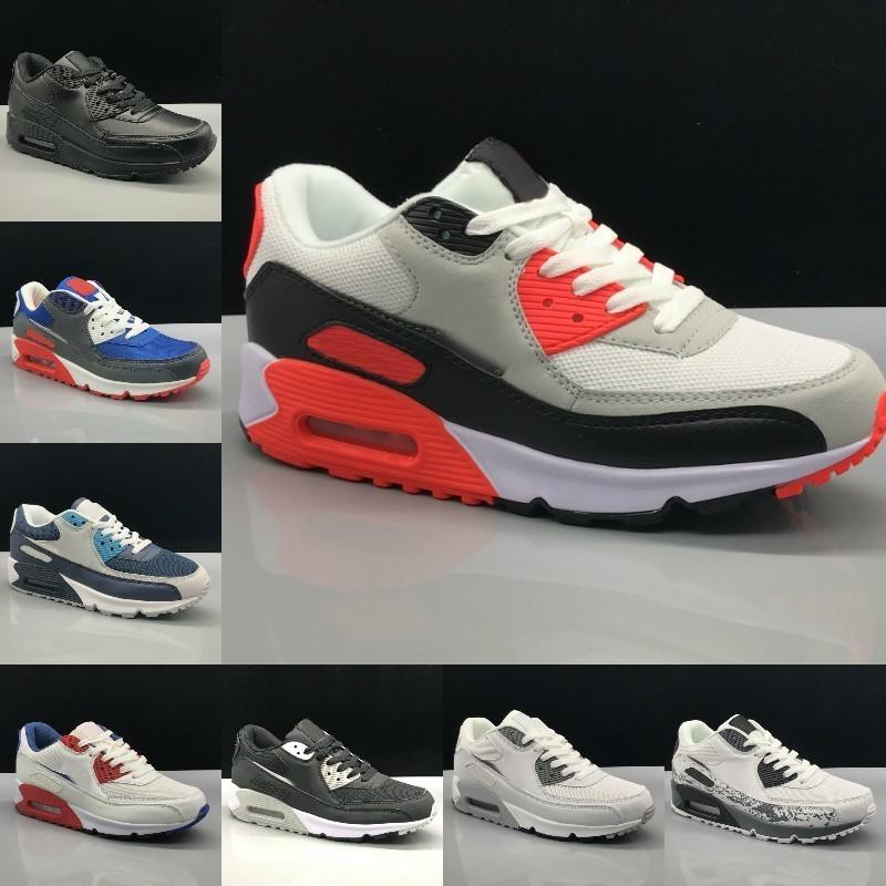 0527ac370 Hot Sell 2019 New 90 Running Shoes Classic Men Women Cheap 90s ...