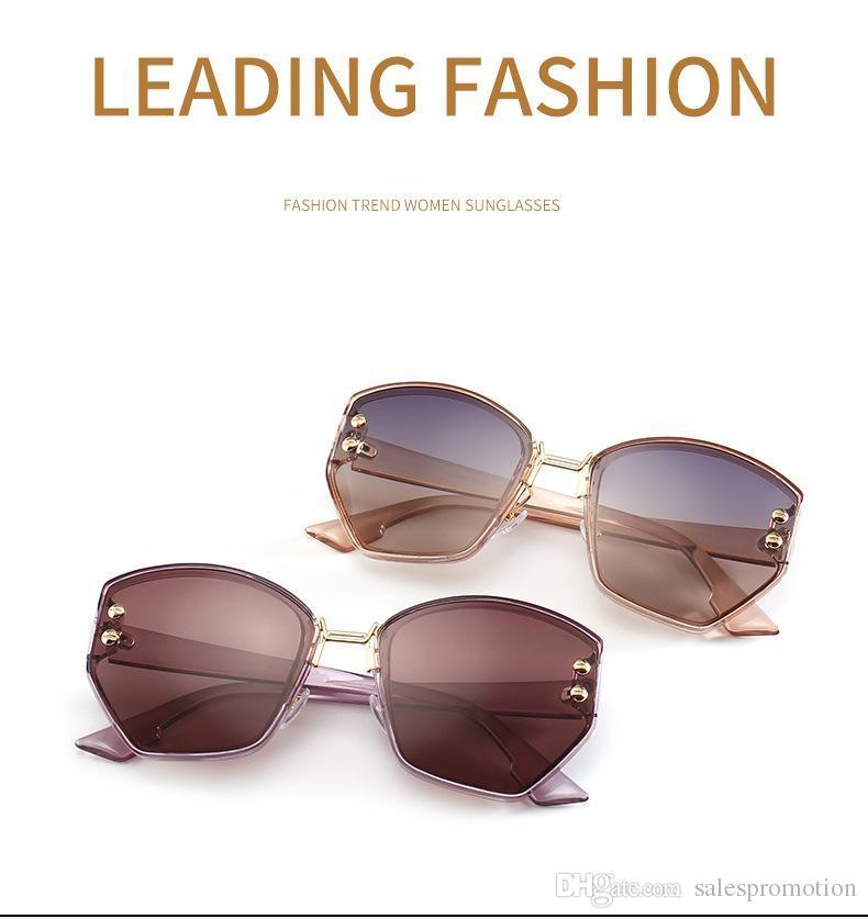 Retro Protection Vision Femmes Lunettes Soleil Mode Luxe Vintage De Femme Pilote Marque Designer cuTFl1J3K