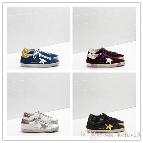 7431312c0a New Design Golden Goose Ggdb Old Style Sneakers Genuine Leather ...