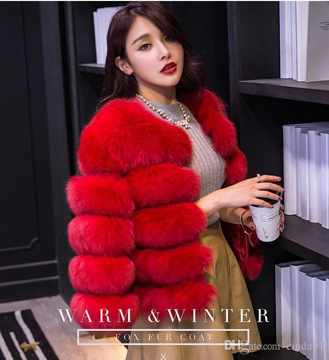 Womens Fur Vest Luxury Designer Winter Coats Casual Solid Color Female Fashion Jackets Woman Short Length Warm Outwear