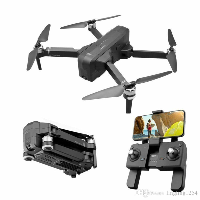 Drones F1 profissional Quadrocopter Gps with Camera HD 4K