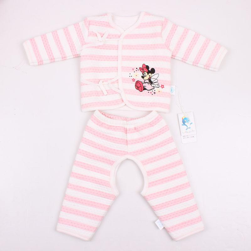 f4ec63c40dea New Born Babies Baby Thermal Underwear Suits With 100% Pure Cotton ...