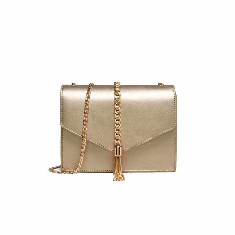 ebc382d68 Best Selling Ladies Pu Messenger Bag Chain Decoration Casual Messenger Bag  Built In Makeup Mirror Brand Design Small Square Bag Leather Backpack  Clutch Bags ...