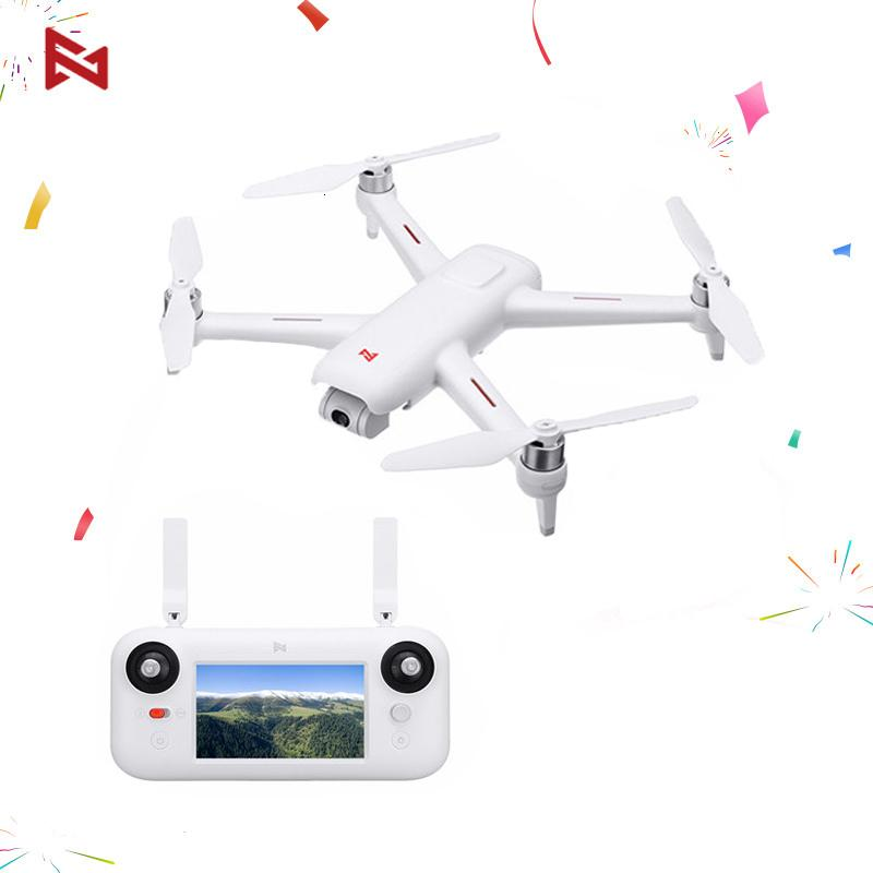 InStock FIMI A3 5.8G GPS RC Drone 1KM FPV 25 Minutes With 2-axis Gimbal 1080P Camera RC Quadcopter RTF Racing Models MX191130
