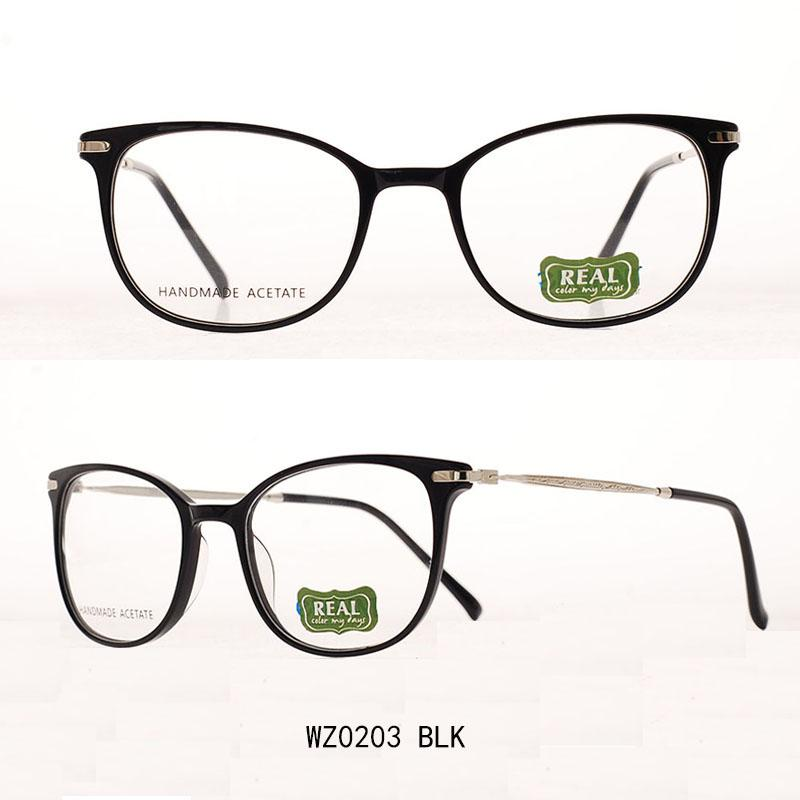 d389fcc51a72 2019 High Quality Vintage Acetate Reading Glasses Frame Prescription  Eyeglasses Frame Accessory Sunglasses Glasses For Women From Naughtie