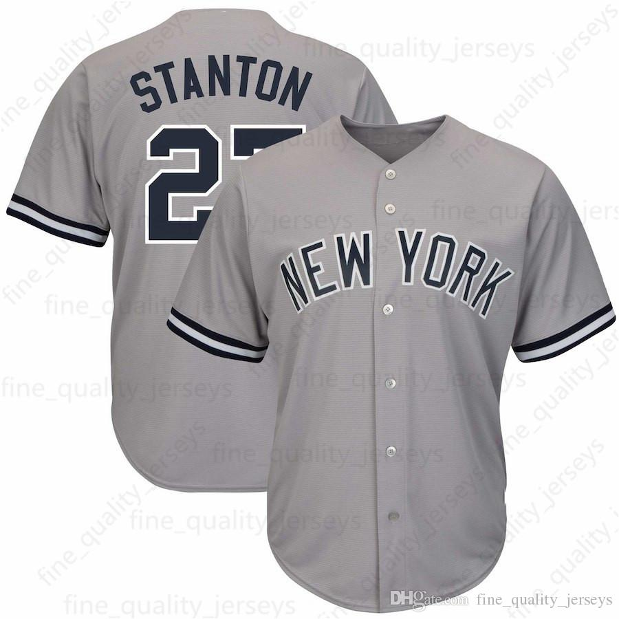 on sale d03c5 e3039 2 Jeter 99 Aaron Judge New York Jersey 3 Babe Ruth Yankees 23 Don Mattingly  7 Mantle 42 Mariano Rivera Baseball Jerseys