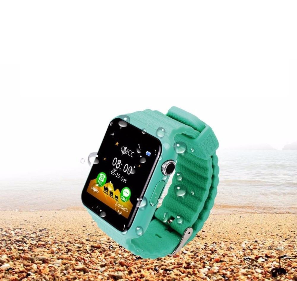 7dc9a46260 Relojes Chinos Hot Children Smart Watch Con Cámara Facebook Seguridad De  Emergencia Anti Lost SOS Para IOS Android Reloj Impermeable Para Bebés  Relojes ...