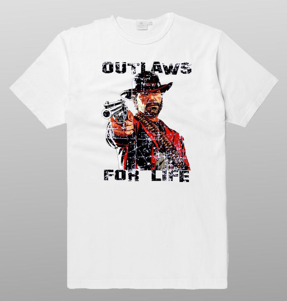 10072064ef9 Red Dead Redemption 2 T Shirt Kids Adult Christmas Gift Red Dead 2  Distressed Funny Unisex Casual Top Best Tee Shirt Sites Online Funky T  Shirts From ...