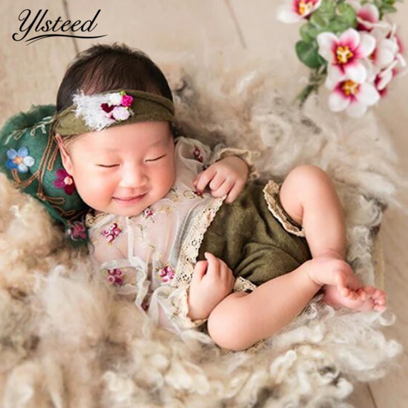 bf077b10458d ... Nacido Accesorios De Fotografía Trajes De Disparos Para Bebés  Accesorios De Fotografía Para Niña Orejas De Conejo Bonitas Sombrero De  Recién Nacido A ...