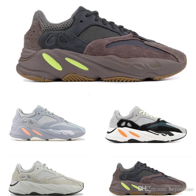 8754349bb0bfa Salt Mauve 700 Wave Runner INERTIA Men   Women Running Shoes Solid ...