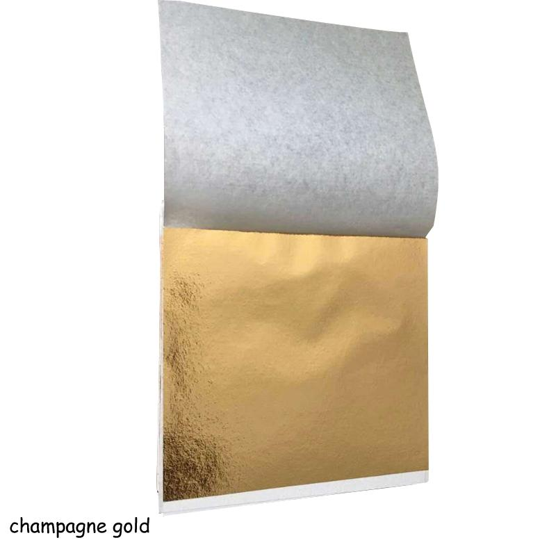 2021 9x9cm Art Craft Imitation Gold Sliver Copper Foil Papers Leaf Leaves Sheets Gilding Diy Craft Decor Design Paper From Szhiliangibi 147 34 Dhgate Com