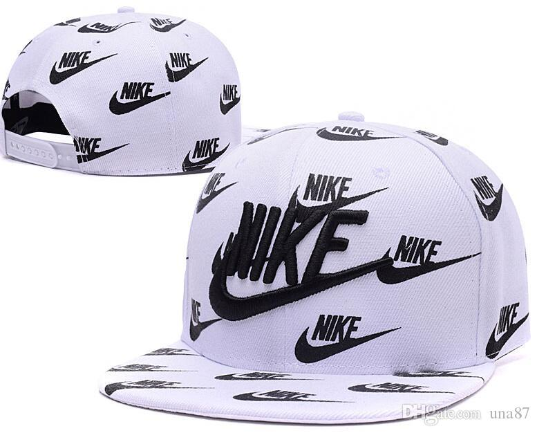 2019 New baseball Adjustable Snapbacks Hip hop Flat hat Sports Team The High quality embroidery Caps For Men And Women basketball cap free