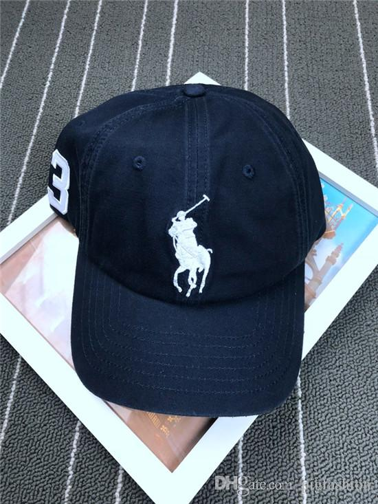 c20a7d7baea Polo Embroidery Logo Baseball Hat Paul Pony Golf Men s And Women s Sun Hat  Autumn Winter Fashion Cap Polo Cap Baseball Cap Fashion Cap Online with ...