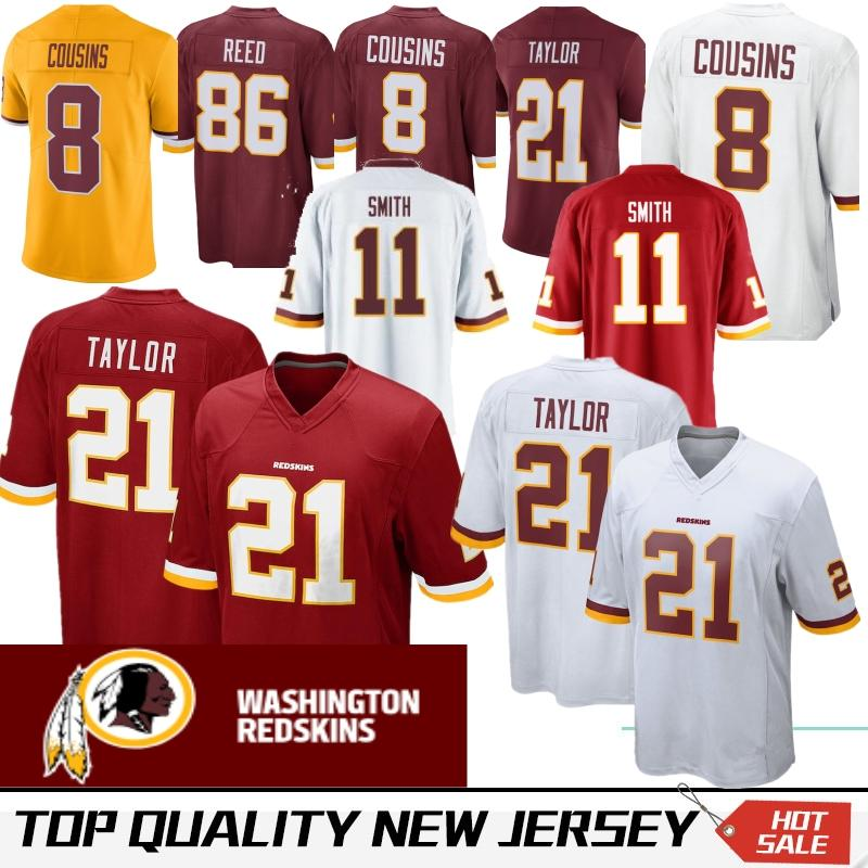 26 Adrian Peterson Washington Redskins 21 Sean Taylor 11 Alex Smith Jersey  29 Derrius Guice 86 Reed Mens Jerseys 100% Stitched Canada 2019 From  Leejerseys e250c1864