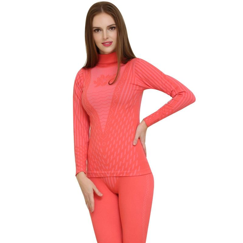 e5bef41a6af 2019 Hot Sale Long Johns For Women Winter Thermal Underwear Suit Ladies  Thermal Underwear Set Women Winter Autumn Warm Long Johns From Redbud06