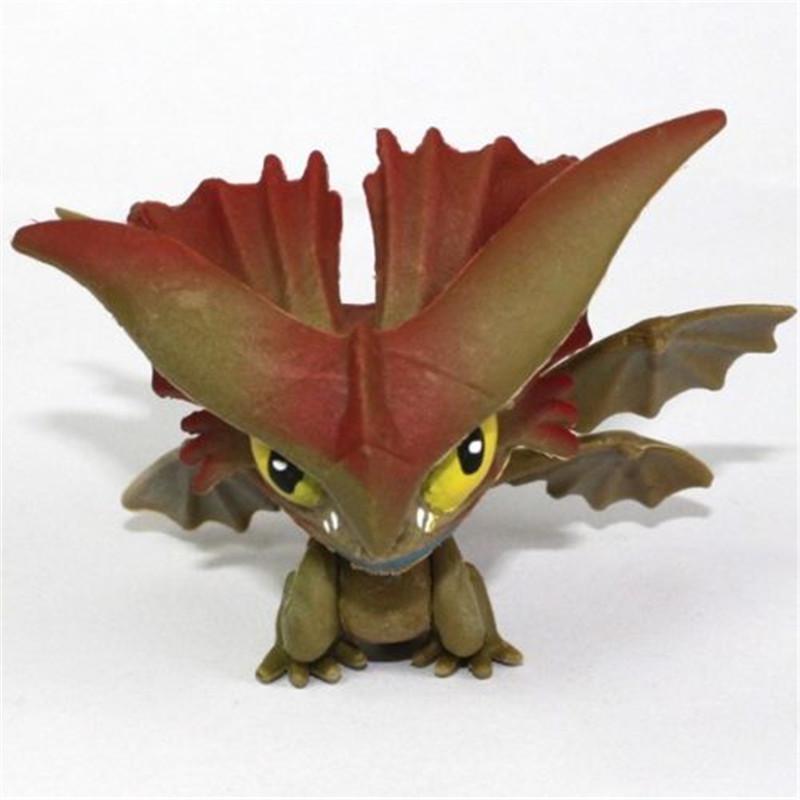 Plüschtiere Nachtwut Licht Fury Drachen Plüsch-Puppe zahnlos Drache Action-Figur Spielzeug-Kind-Geschenk-Set