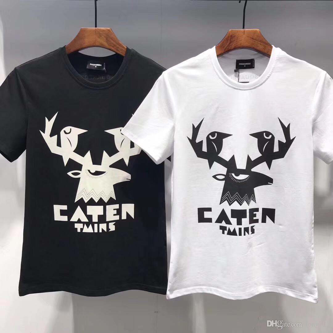 2019 Neue Hohe Qualität Marke Männer T-shirt Anzug 2 Stück Beiläufige Kurze Hülse O-ansatz Mode Gedruckt Baumwolle T Shirt Und Shorts Männer Buy One Give One Home