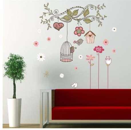 peel and stick wall decals pvc wall stickers baby room decorations