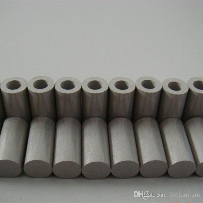High quality metal Round Shape Sintering Stainless Steel Filter Disc 5 microns Porous Powder Sintered Titanium Filters