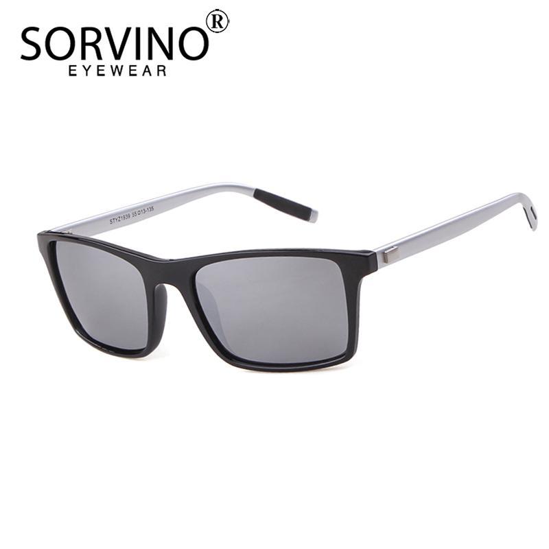 540bd8d4885e Wholesale Retro Slim Frame Square Sunglasses Women Men Polarized 2018 Brand  Fashion 80s 90s Mirror Black Sun Glasses Shades SP238 Mens Sunglasses Police  ...