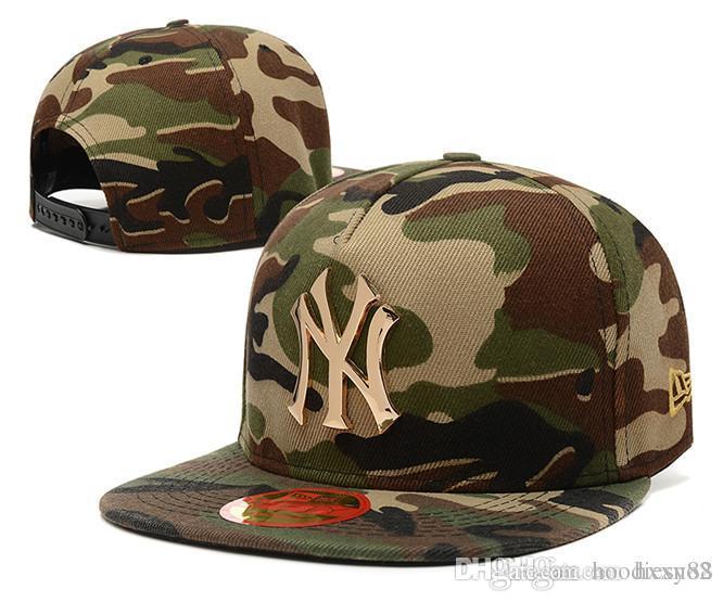 2019 New Fashion Mens Womens Hip-hop Baseball Cap Adjustable ... 84064a24c