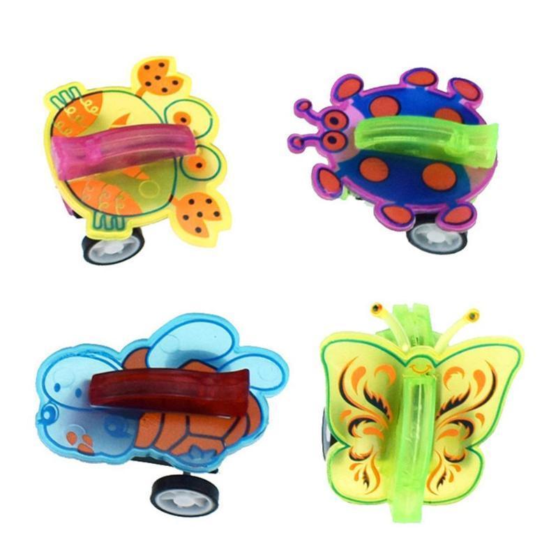 Retour Dessin Papillon Véhicule Crabe Insecte Voiture À Cadeau Enfants Modélisation Animé Abeille Jouet Inertia Modèle Pour OZiPXukwT