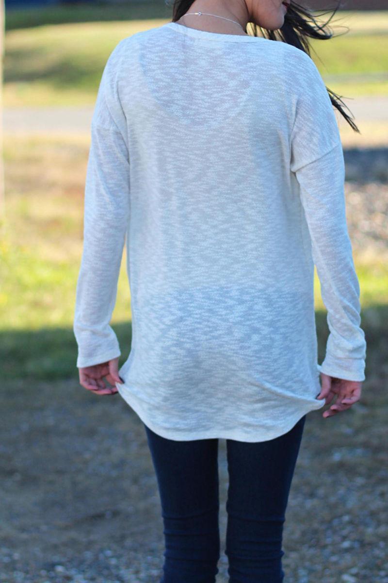 Manga larga de las mujeres de oro de los ciervos camiseta de la manera ropa de Navidad usa algodón Ropa Top cuello redondo resorte del otoño camisetas