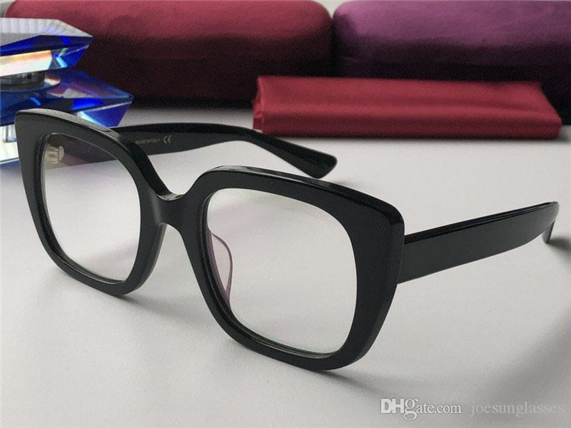 f7c87023bd New fashion designer Optical prescription glasses 0180 cat eye frame  popular style top quality selling HD clear lens
