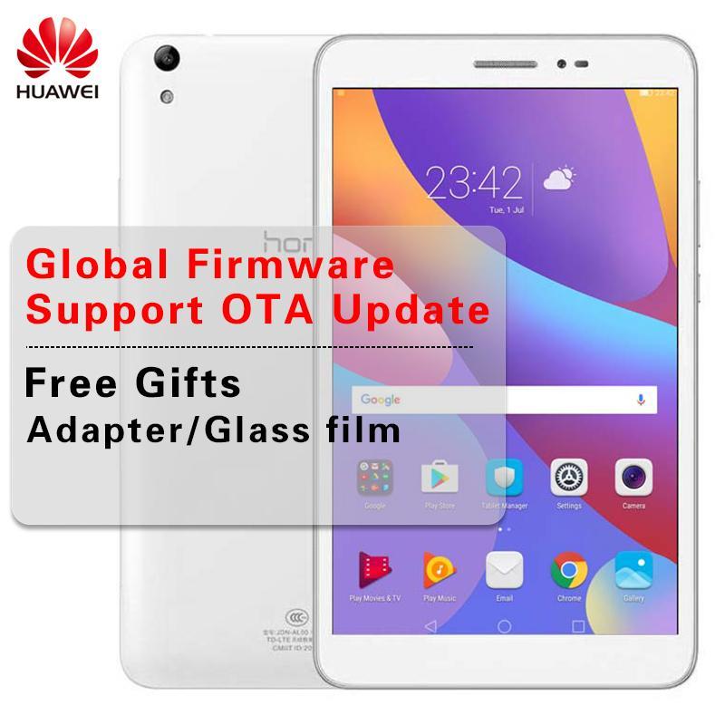 Firmware global Huawei Honor Tablet 2 Ultra Slim 8 0 polegada 1920 * 1200  Android 6 0 Tablet PC Octa Núcleo Snapdragon MSM893