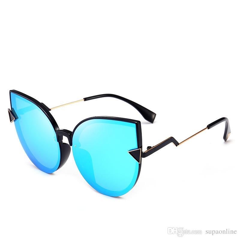 1e38e89929 Compre Gafas De Conducción De Alta Calidad Diseño Exclusivo De La Marca  Gafas De Ojo De Gato Para Mujer Moda Polarizada Gafas Vintage Para Conducir  100% De ...