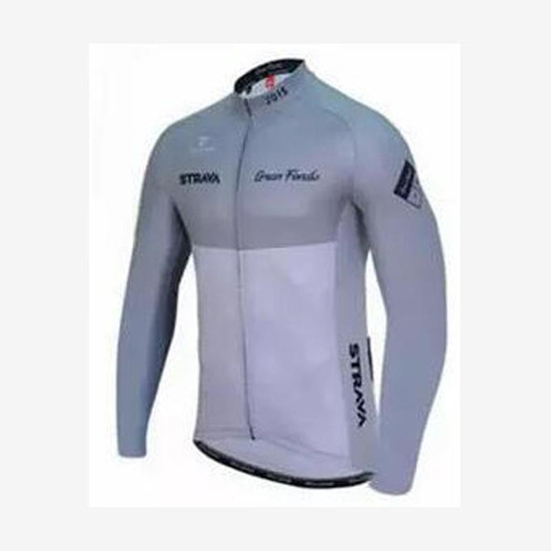 New 2019 Men Cycling Jersey Long Sleeve Autumn Bicycle Shirt MTB ... 1aa89a706