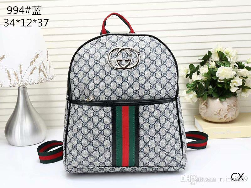 2018 Hot New Arrival Fashion Women School Bags Hot Punk Style Men Backpack  Designer Backpack PU Leather Lady Bags Rucksack Jansport Backpacks From  Ruirui869 ... 6042ddb6c36f0