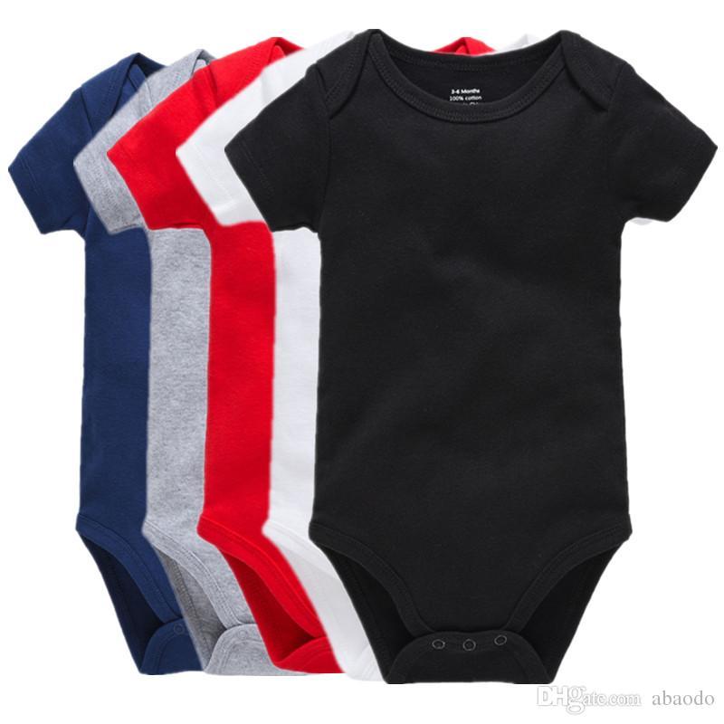 00d72b85a 2019 OEM 2019 Blank Baby Clothes 100% Cotton Infants Bodysuit ...