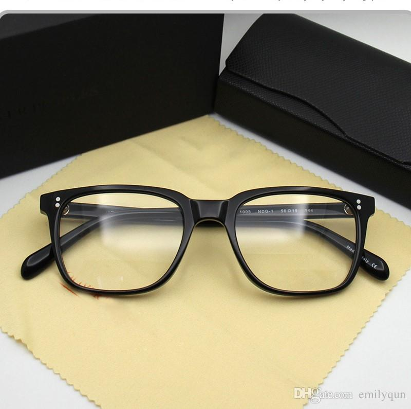 76262b86c0 2019 Men Optical Glasses Frames Brand Oliver Peoples Glasses OV5031 Square  Frame Eyeglasses Frames For Women Myopia Glasses With Original Case From  Emilyqun ...