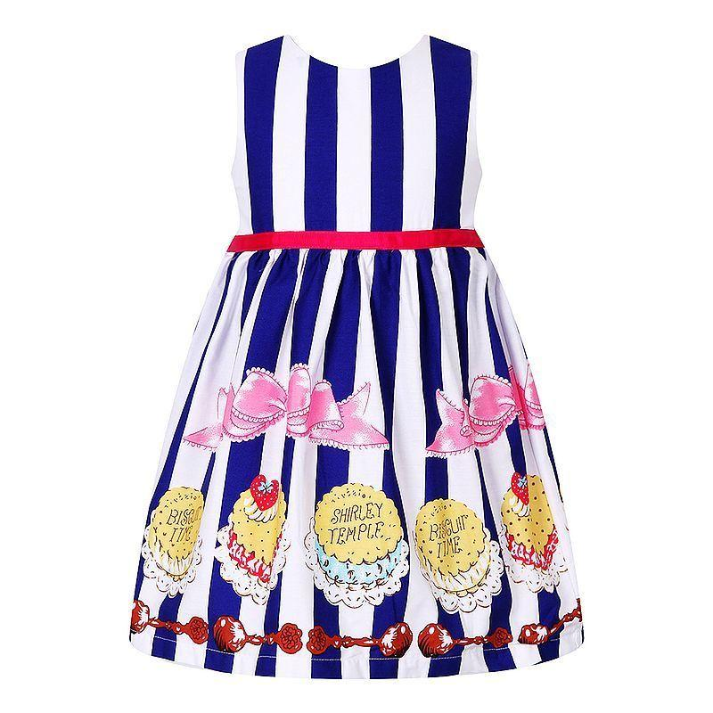 Baby Girls Summer Dress Vestidos 2019 Brand Children Princess Costume for Kids Clothes Toddler Dresses Girl Clothing
