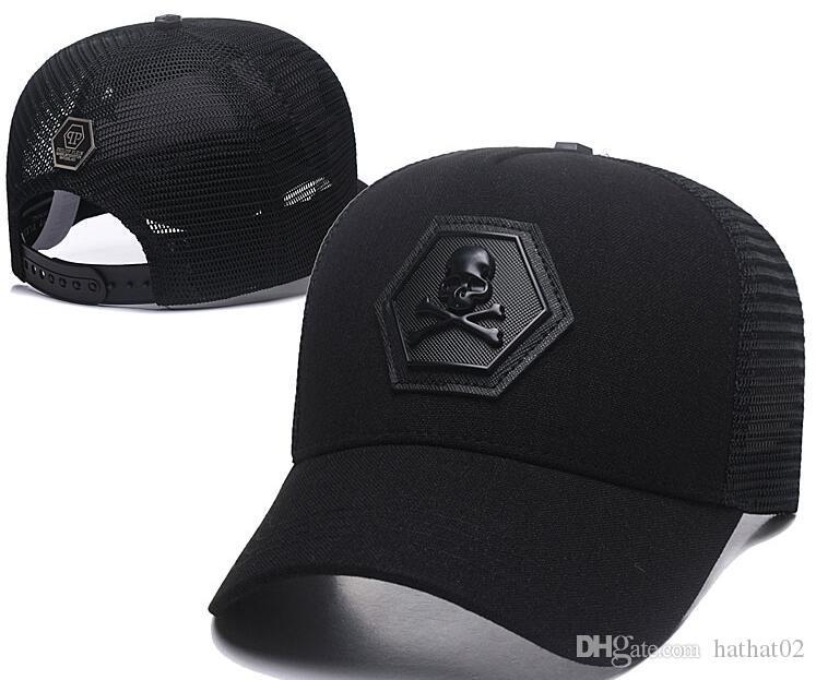 2019 Hot Big Head Skull PP Cap Golf Prey Bone Sun Set Basketball Baseball  Caps Hip Hop Mesh Hat Snapback Hats Casquette Gorras Leather Hats The Game  Hats ... ae89c3db869