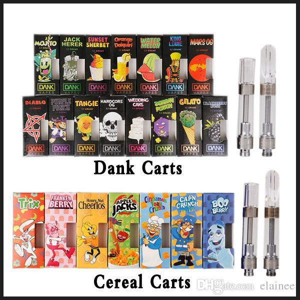 Cereal Carts Dank Vapes