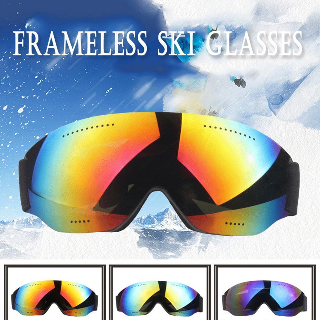 d013242b57e 2019 3cm 1 UV Winter Snowboard Goggles Protective 1inch Activities Mountain Glasses  Outdoor Unisex Windshield Ski Spectacles From Nicebetter