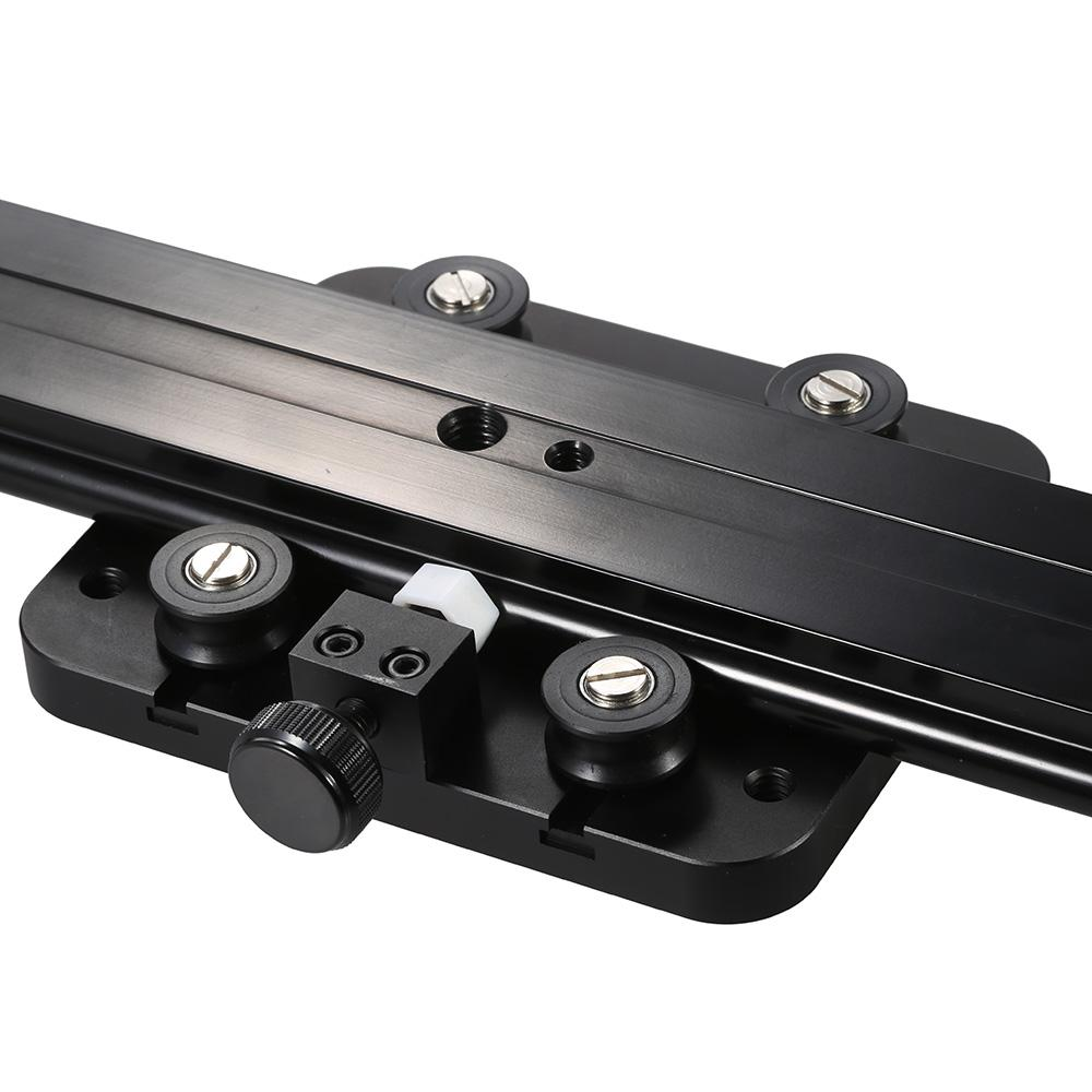 Clearance Sale 100cm Professional Track Dolly Video Slider Sliding Rail Stabilizer for Canon Nikon Sony DSLR Camera